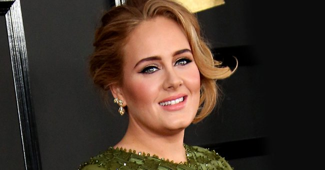 Singer Adele at The 59th Grammy Awards at Staples Center in Los Angeles, California | Photo: Dan MacMedan/WireImage via Getty Images