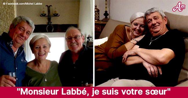 Vendée: Un retraité retrouve son frère et sa soeur 60 ans après leur séparation
