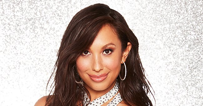 Cheryl Burke from 'Dancing with the Stars' Shows off Her Toned Figure in New Promo Pic