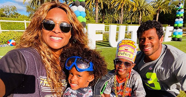 Inside Pregnant Ciara and Russell Wilson's Son Future's Epic 6th Birthday Celebrations