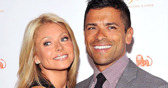 Kelly Ripa and Mark Consuelos atTrevor Live: An Evening Benefiting the Trevor Project at Capitale on June 27, 2011, in New York City | Photo:Stephen Lovekin/Getty Images