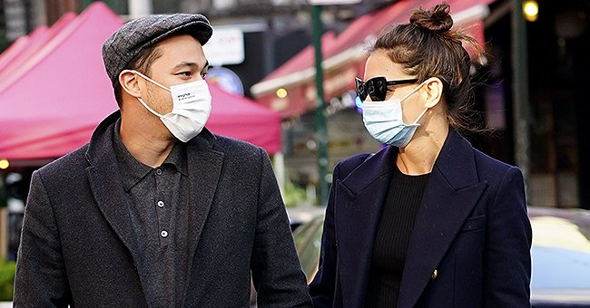 Us Weekly: Katie Holmes Thinks New Romance with Emilio Vitolo Jr Has Potential to Go All the Way
