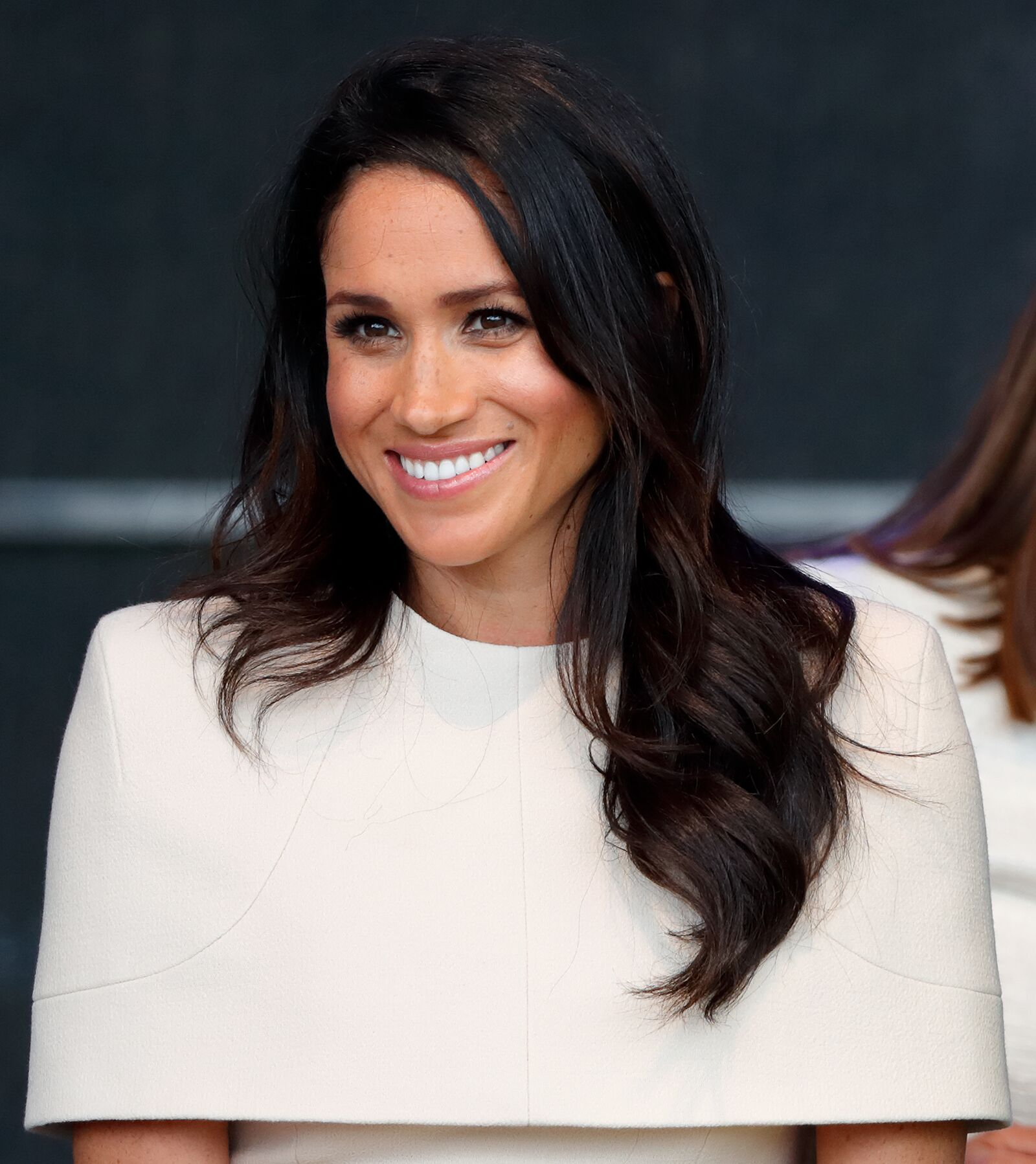 Meghan Markle at a ceremony to open the new Mersey Gateway Bridge on June 14, 2018 in Widnes, England | Photo: Getty Images