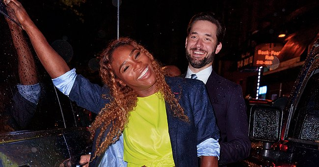 Serena Williams' Husband Alexis Ohanian Posts Funny Comparison Pics of His Spice Rack before & after Marriage