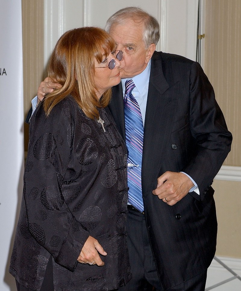 Penny Marshall and Garry Marshall in Beverly Hills, California | Photo: Getty Images