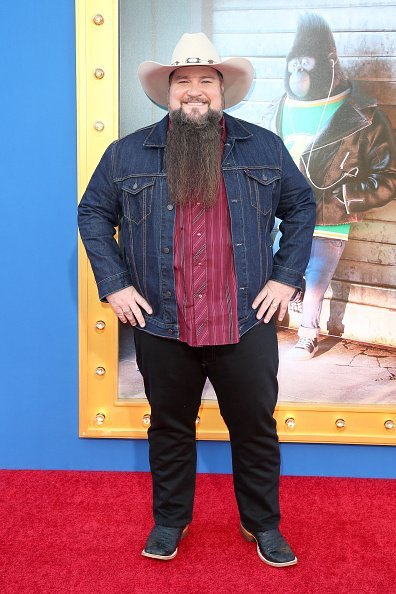 """Sundance Head attends the premiere Of Universal Pictures' """"Sing"""" on December 3, 2016, in Los Angeles, California. 