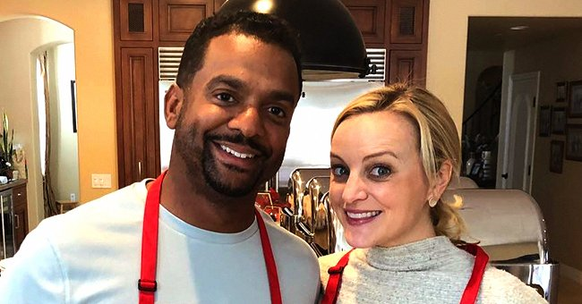 Alfonso Ribeiro's Daughter Ava Sue Snatches Hearts with Her Blue Eyes and Pink Hat in Photos