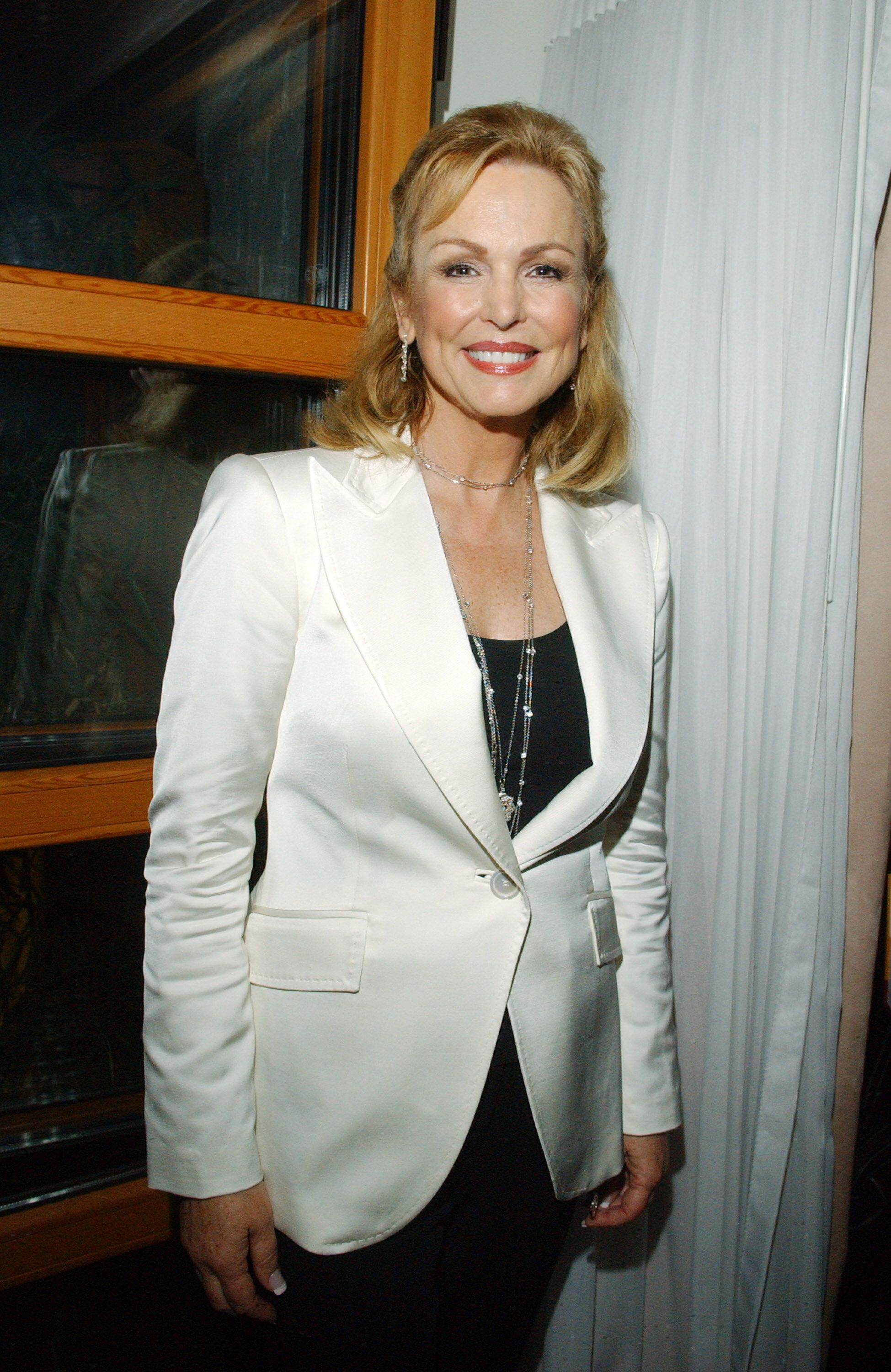 Phyllis George at the Miss America 2007 Contestants Dinner in Hollywood   Source: Getty Images