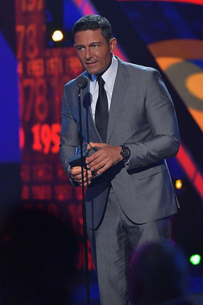 Fernando Colunga en los 13º Premios Juventud de Univisión el 14 de julio de 2016 en Miami, Florida. | Imagen: Getty Images