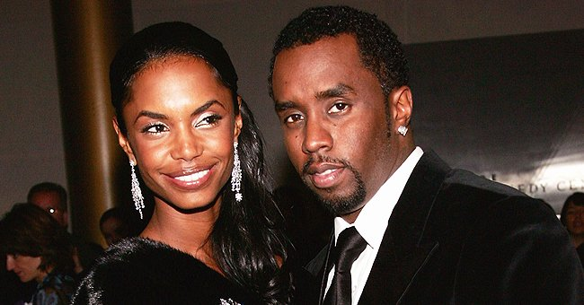 Diddy's Twins Show Uncanny Resemblance to Their Mom Kim Porter as They Pose in Blue Swimsuits