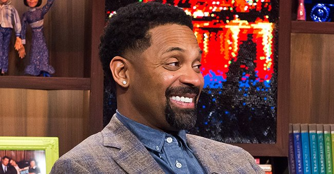 Mike Epps Kisses His Wife Kyra as He Shares a Family Snap with Their Daughter Indiana Rose