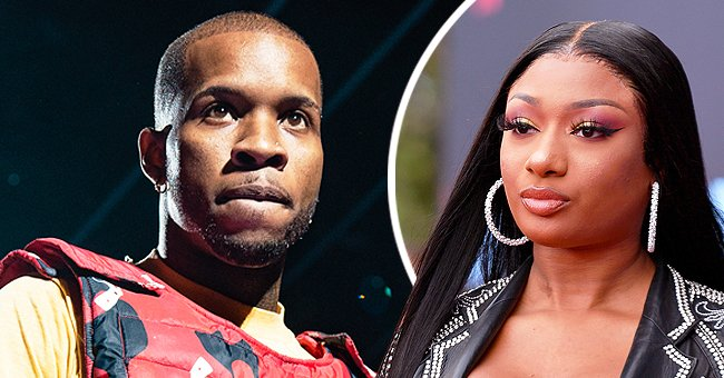 Page Six: Tory Lanez Reportedly Shot Rap Star Megan Thee Stallion on the Night He Was Arrested