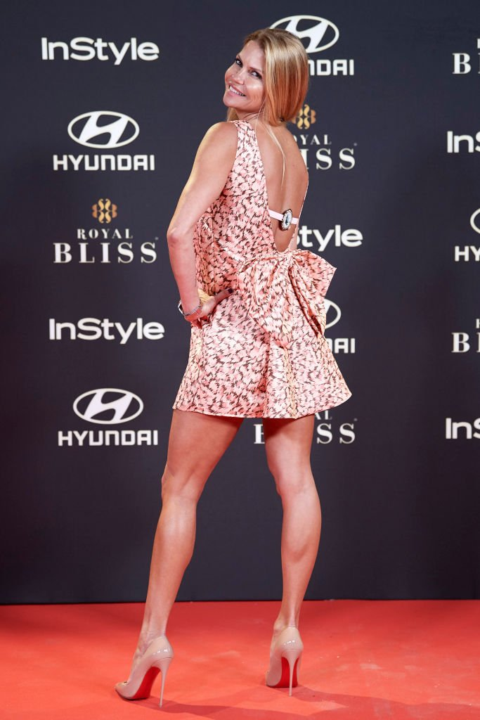 Makoke en los 'Instyle Beauty Awards' 2019.| Fuente: Getty Images