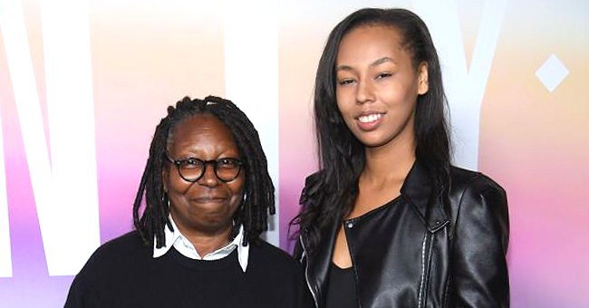 Whoopi Goldberg's Granddaughter Jerzey Slams Body-Shamer Who Commented about Her Weight