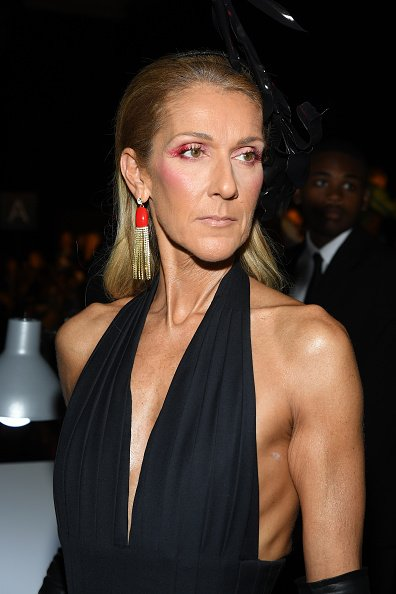 Celine Dion attended the Schiaparelli Haute Couture Fall/Winter 2019 2020 show on July 01, 2019 in Paris, France. | Photo: Getty Images