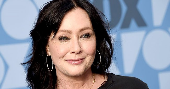 A portrait of actress Shannen Doherty   Photo: Getty Images