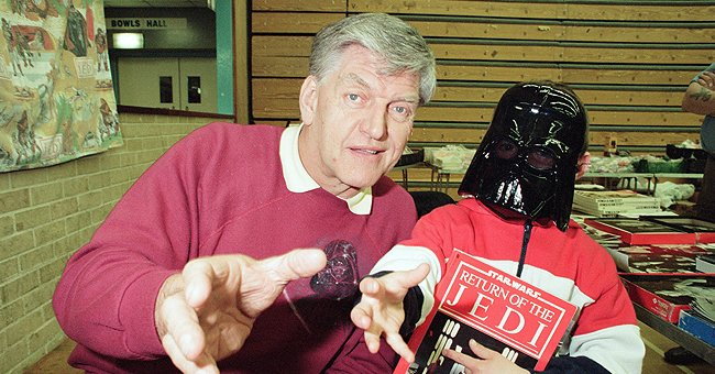 Friends and Co-stars Mourn the Death of David Prowse AKA Darth Vader from 'Star Wars'