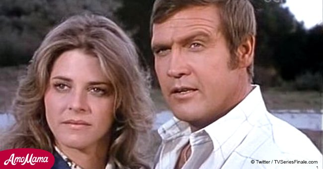 TV Line: 'Bionic Woman' and 'Six Million Dollar Man' reunite after 40 years