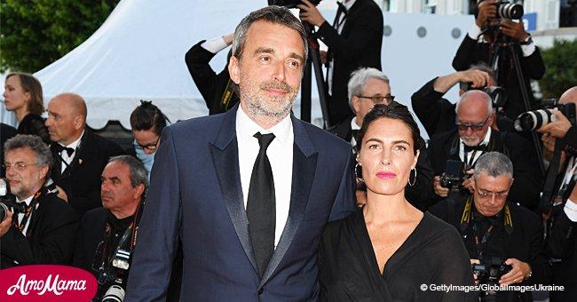 Alessandra Sublet: Malgré la séparation avec son mari, elle s'amuse en famille pour Noël