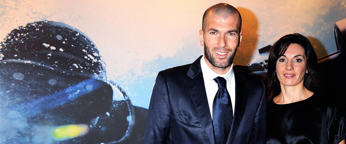 Zinédine Zidane parle de sa première rencontre avec son épouse Véronique