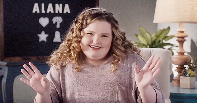 Honey Boo Boo Smiles despite Recent Tears Over Leaving Mama June's Home