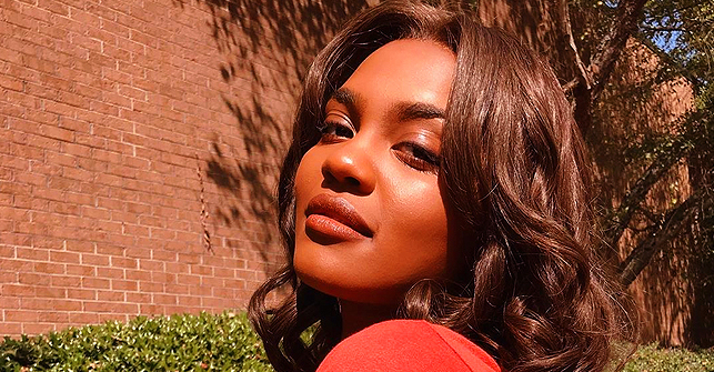 China McClain from 'House of Payne' Is All Grown up & Flaunts Flat Tummy in Crop Top in Pic