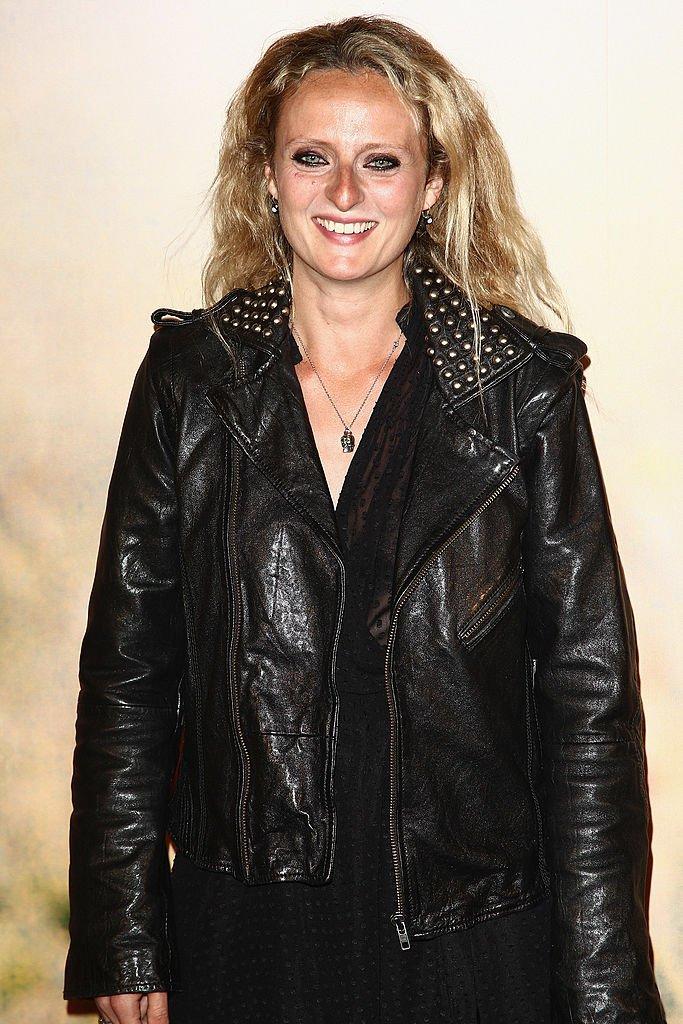 Aurore Auteuil, la fille de Daniel Auteuil. l Source : Getty Images