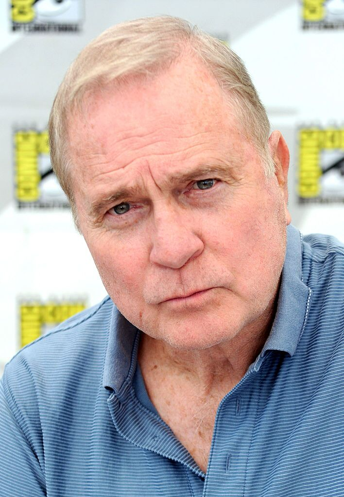 Gil Gerard seen around Comic-Con 2010 on July 23, 2010 in San Diego, California. | Source: Getty Images