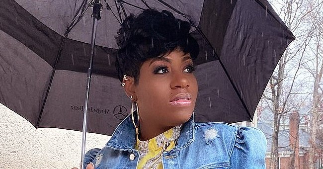 Fantasia Barrino's Baby Keziah Holds Pink Toy Elephant in New Photo – Fans Can't Wait to See Her Face