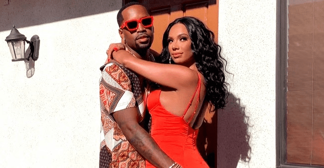 Safaree from LHHNY Proudly Shares Photos of His Newborn Daughter