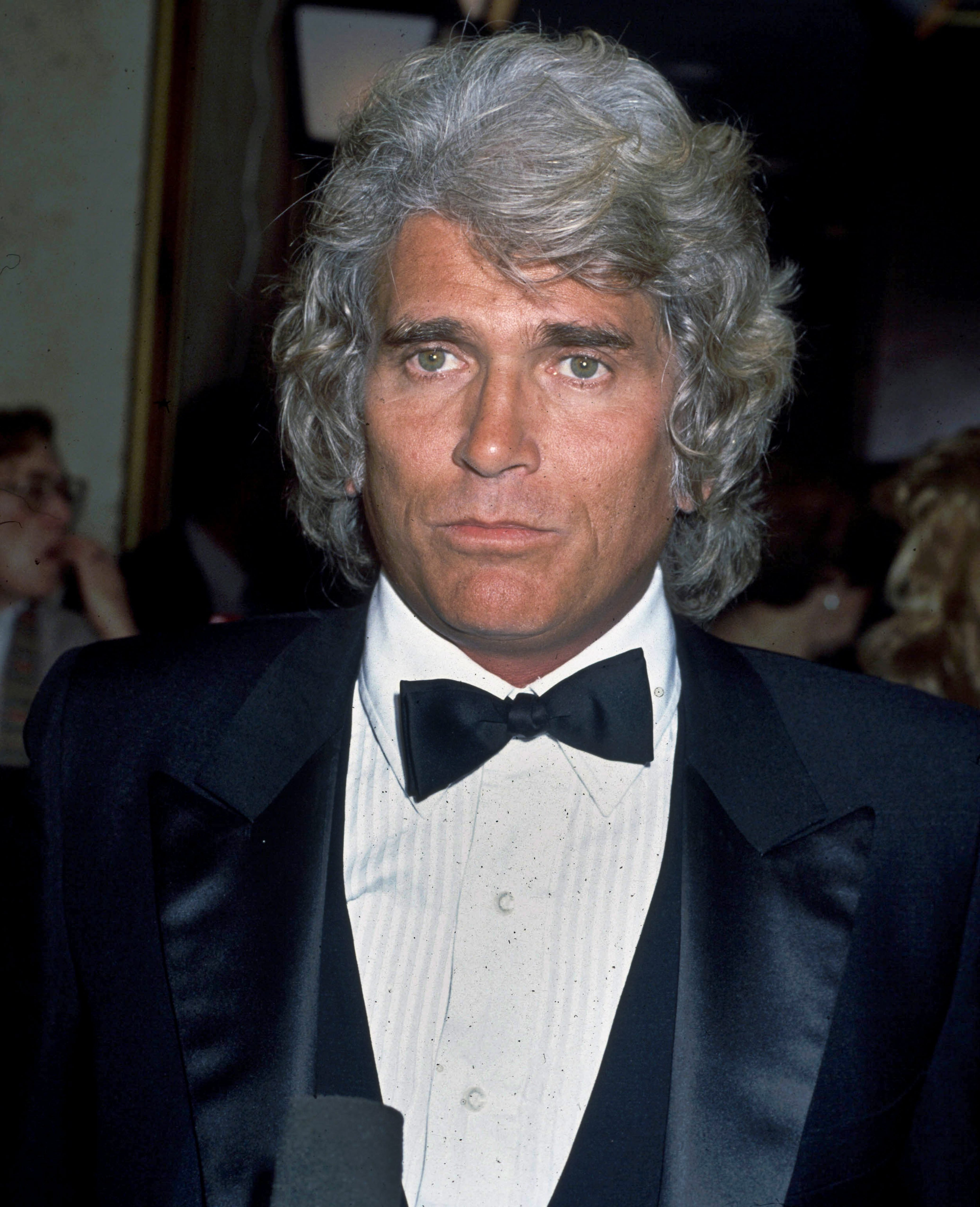 Michael Landon in Hollywood, California for circa 1990 | Photo: Getty Images