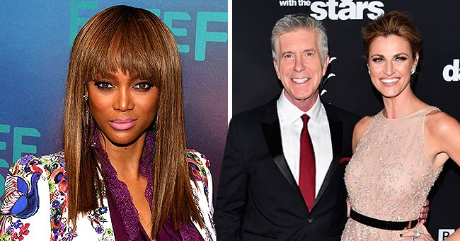 Fans React to DWTS' Announcement on Tyra Banks Replacing Hosts Tom Bergeron and Erin Andrews