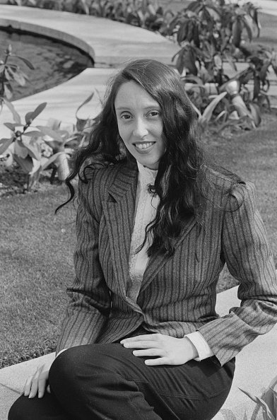Shelley Duvall, who plays Olive Oyl in the film Popeye, in London on 8th April 1981 | Photo: Getty Images