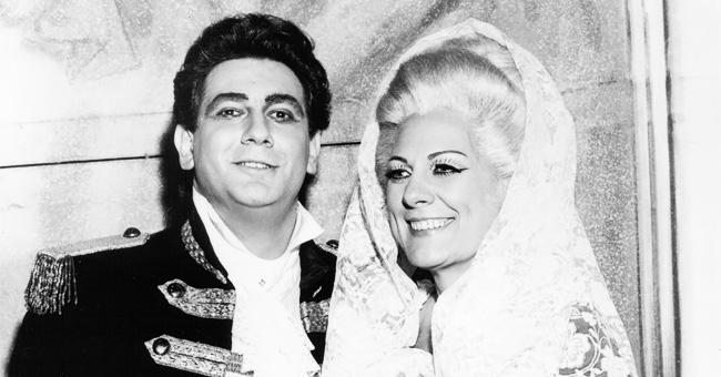 Plácido Domingo y sus dos grandes historias de amor