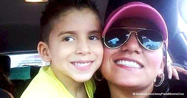 Schulden und kein Geld veranlassten Mutter dazu, mit 10-jährigem Kind von Brücke zu springen