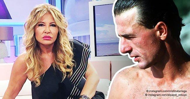 Cristina Tárrega habría tenido un romance con Alessandro Lequio, y no solo con él