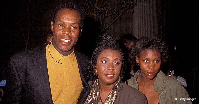 Meet Danny Glover's Wife of 25 Years — Facts about Asake Bomani Who Is the  Mom of His Only Daughter