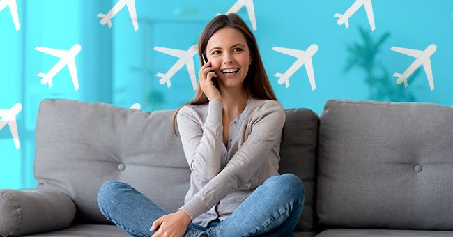 Daily Joke: Woman Calls to Book a Flight from Chicago