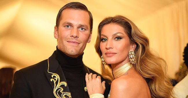 Tom Brady Beams with Wife Giselle Bündchen in Throwback Photo She Shares on Their 11th Wedding Anniversary