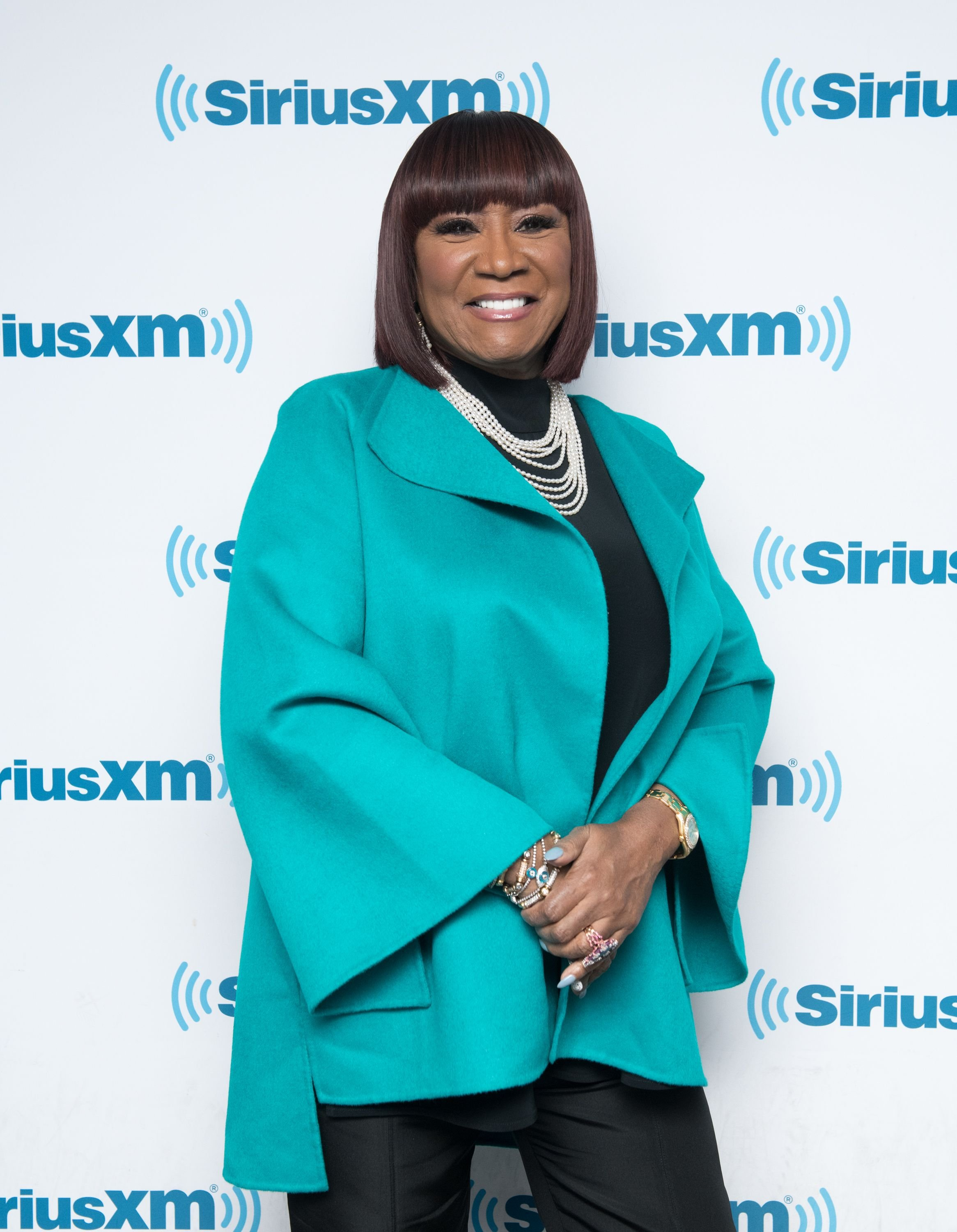 Patti LaBelle at the SiriusXM Studios on December 15, 2017 in New York. | Photo: Getty Images