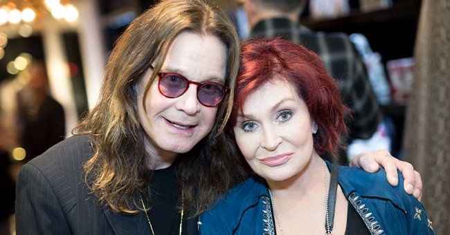 Sharon Osbourne Melts Fans' Hearts as She Shared a Montage of Sweet Memories with Husband Ozzy