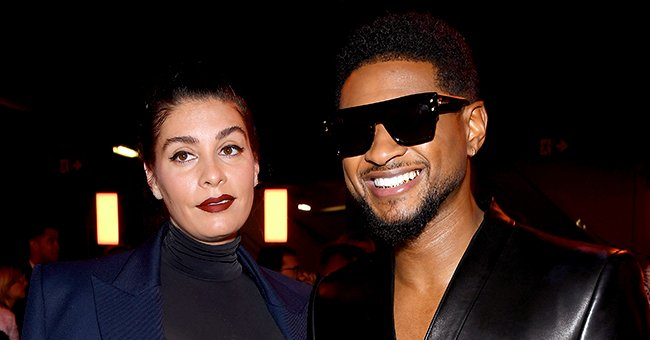 Us Weekly: Usher Expecting His 1st Child with Girlfriend Jenn Goicoechea