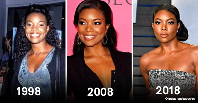 Gabrielle Union does '20-year-10-year challenge', showing off her ageless beauty in recent post