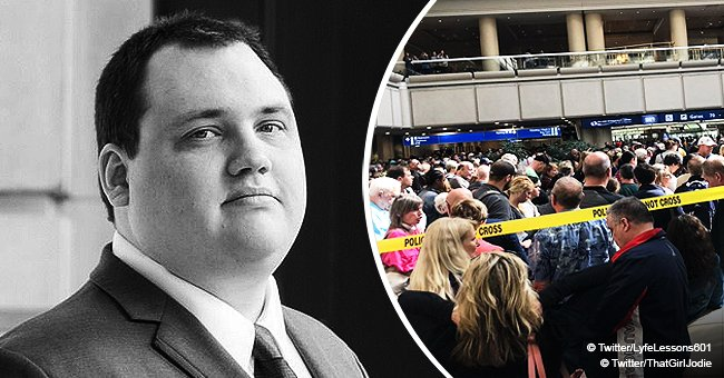TSA agent jumps to his death at Orlando airport weeks after longest shutdown in USA history