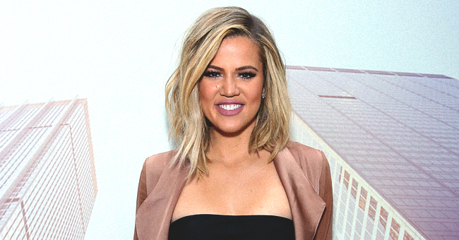 Khloé Kardashian Is a Real-Life Barbie Doll in Hot Pink Bralette & Shorts (Photo)