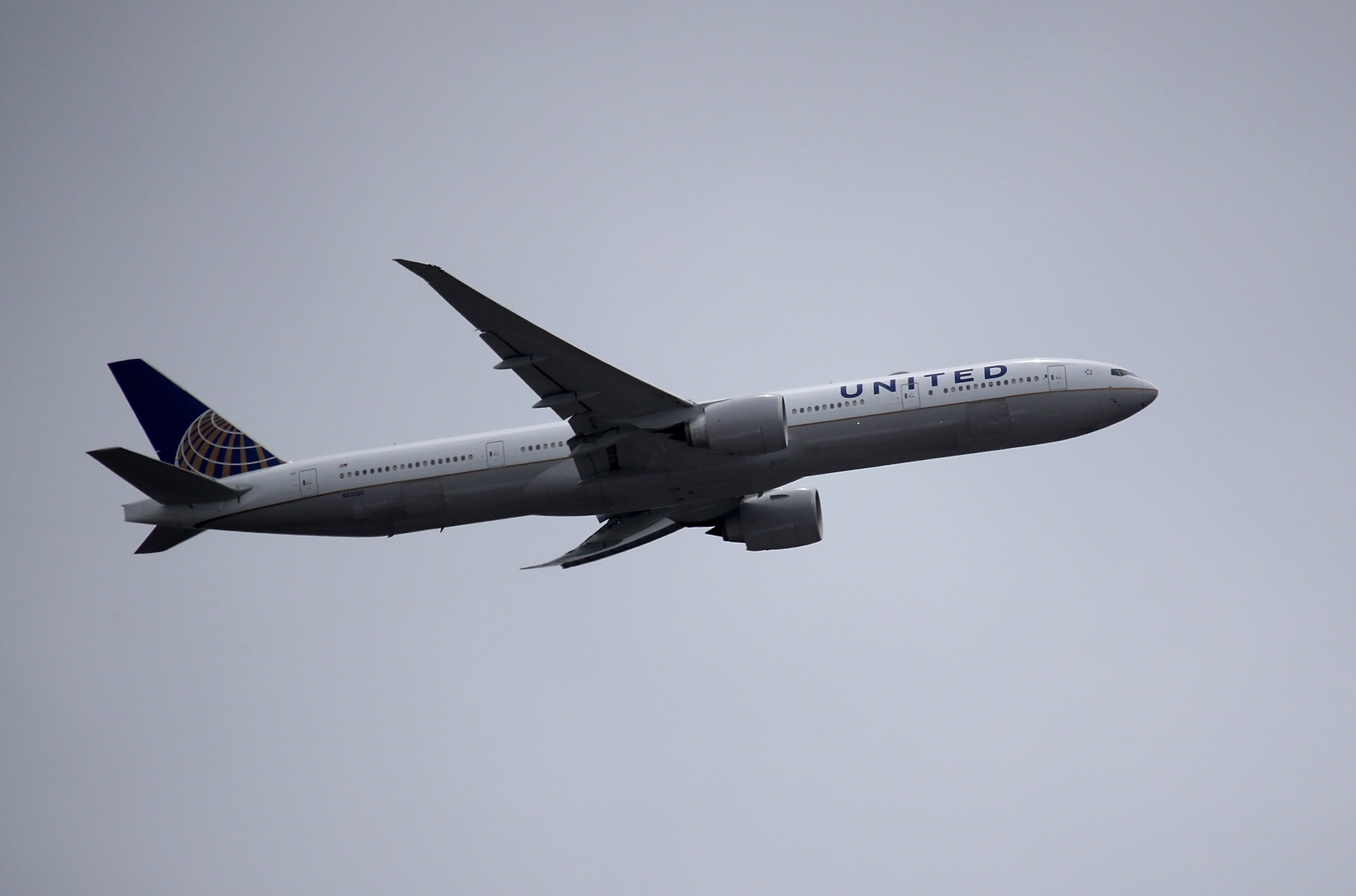 A United Airlines plane taking off from San Francisco International Airport | Photo: Getty Images