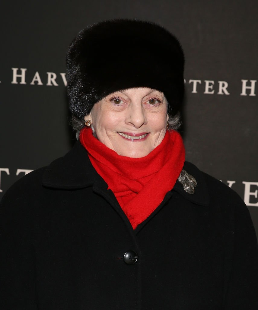 """Dana Ivey attends the """"Bitter Harvest"""" New York Premiere at AMC Loews Lincoln Square  