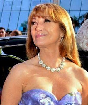 Jane Seymour au festival de Cannes. | Photo : Wikimedia Commons