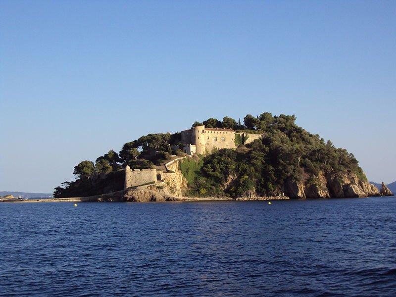 Le Fort de Brégançon | Source: Wikipedia