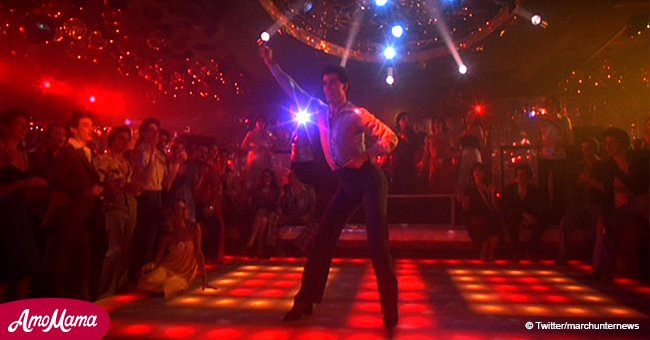 """Les plus beaux moments du film le plus dansant """"La fièvre de samedi soir"""" 40 ans plus tard"""